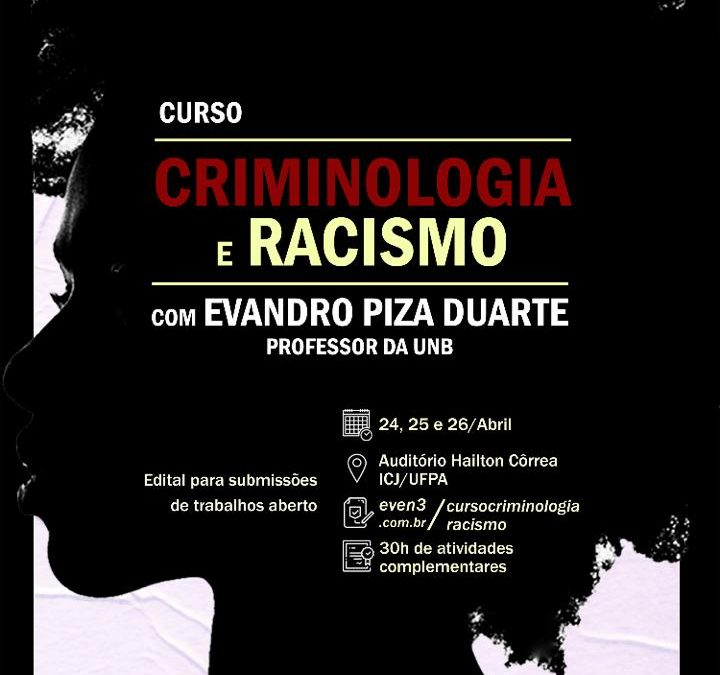 Curso Criminologia e Racismo